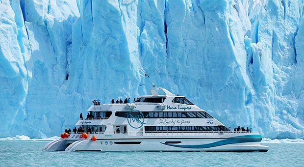 Navegacion glaciares gourmet